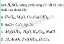 Bài 4 trang 72 SGK Hóa học 9