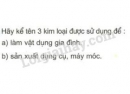 Bài 5 trang 48 SGK Hoá học 9