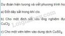 Bài 5 trang 51 SGK Hoá học 9