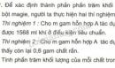 Bài 6 trang 58 SGK Hoá học 9