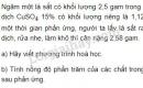 Bài 6 trang 69 sgk hoá học 9