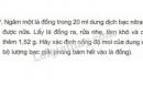 Bài 7 trang 51 SGK Hoá học 9