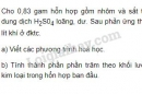 Bài 7 trang 69 SGK Hoá học 9