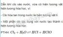 Bài 1 trang 81 sgk hoá học 9