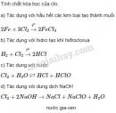 Bài 2 trang 81 sgk hoá học 9