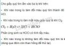Bài 6 trang 81 SGK Hoá học 9