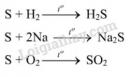 Bài 1 trang 103 sgk hoá học 9