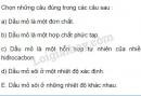 Bài 1 trang 129 SGK Hoá học 9