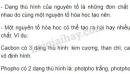Bài 1 trang 84 SGK Hoá học 9