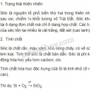 Bài 1 trang 95 SGK Hoá học 9