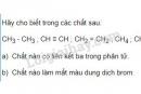 Bài 1 trang 122 sgk hoá học 9