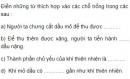 Bài 2 trang 129 sgk hoá học 9