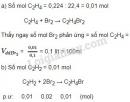 Bài 2 trang 122 sgk hoá học 9