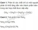 Bài 3 trang 108 sgk hoá học 9