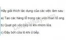 Bài 3 trang 132 SGK Hoá học 9