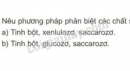 Bài 3 trang 158 sgk hóa học 9