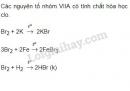 Bài 4 trang 101 sgk hoá học 9