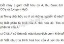 Bài 4 trang 133 sgk hoá học 9