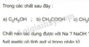 Bài 2 trang 143 SGK Hóa học 9