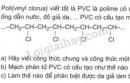 Bài 4 trang 165 SGK Hóa học 9