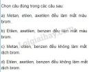 Bài 4 trang 168 SGK Hóa học 9