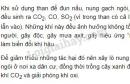 Bài 4 trang 84 sgk hoá học 9