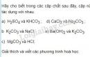 Bài 4 trang 91 sgk hoá học 9