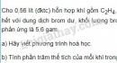 Bài 5 trang 122 sgk hoá học 9