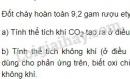 Bài 5 trang 139 SGK Hóa học 9