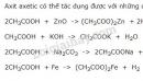 Bài 5 trang 143 SGK Hóa học 9