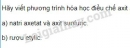 Bài 6 trang 143 SGK Hóa học 9
