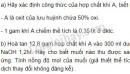 Bài 7 trang 101 SGK Hoá học 9