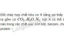 Bài 7 trang 168 SGK Hóa học 9