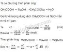 Bài 8 - Trang 143 - SGK Hóa học 9