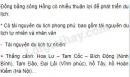 Bài 3 trang 79 sgk địa lí 9