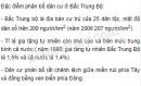 Bài 2 trang 85 SGK Địa lí 9
