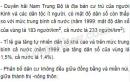Dựa vào bảng 25.2, hãy nhận xét về tình hình dân cư, xã hội ở duyên hải Nam Trung Bộ so với cả nước.