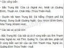 Bài 1 trang 100 SGK Địa lí 9