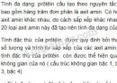 Bài 1 trang 56 SGK Sinh học 9