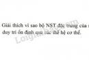 Bài 2 trang 36 SGK Sinh học 9