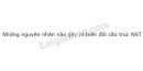 Bài 2 trang 66 SGK Sinh học 9