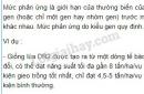 Bài 2 trang 73 SGK Sinh học 9