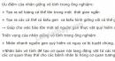 Bài 2 trang 91 SGK Sinh học 9