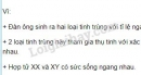 Bài 3 trang 41 SGK Sinh học 9