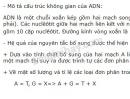 Bài 3 trang 47 SGK Sinh học 9