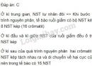 Bài 5 trang 30 SGK Sinh học 9