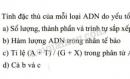 Bài 5 trang 47 SGK Sinh học 9