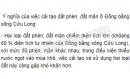 Bài 2 trang 128 SGK Địa lí 9