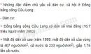 Bài 3 trang 128 SGK Địa lí 9