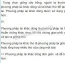 Bài 2 trang 104 SGK Sinh học 9